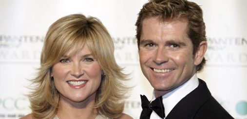 Grant Bovey left my sister-in-law Anthea Turner for a 25