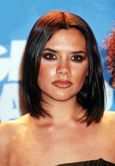 Hair History Victoria Beckham Womans Own
