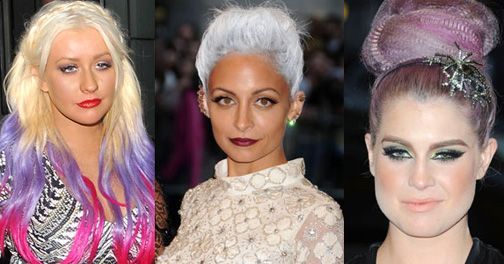Forget ghosts and ghouls, these scary celebs will give you a fright! Ladies, how did you get it so wrong?