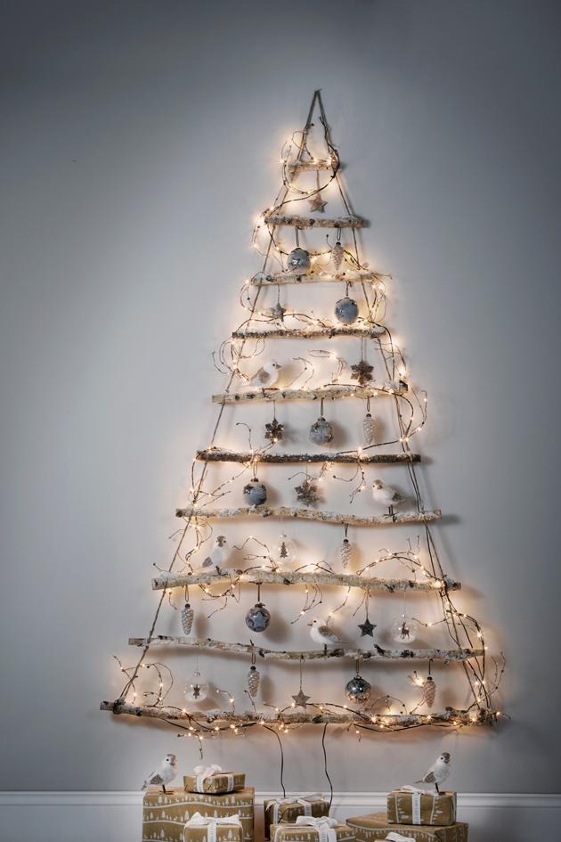 Top 11 Alternative Christmas Trees