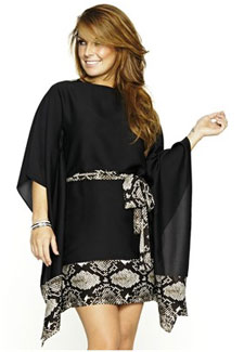 best service high quality new york Coleen Rooney models new partywear range for Littlewoods