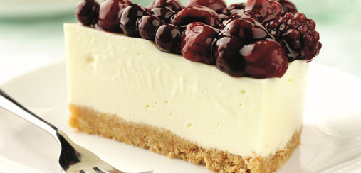 Non bake cheesecake recipes uk cooking