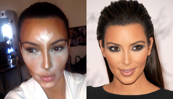 Get the look for less: The Kim Kardashian contour - Woman's Own
