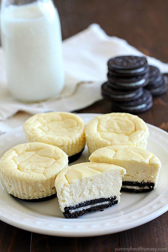 Mini Oreo Cheesecakes Woman S Own