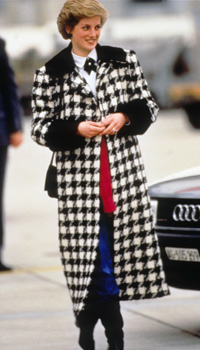 Princess Diana, circa 1995