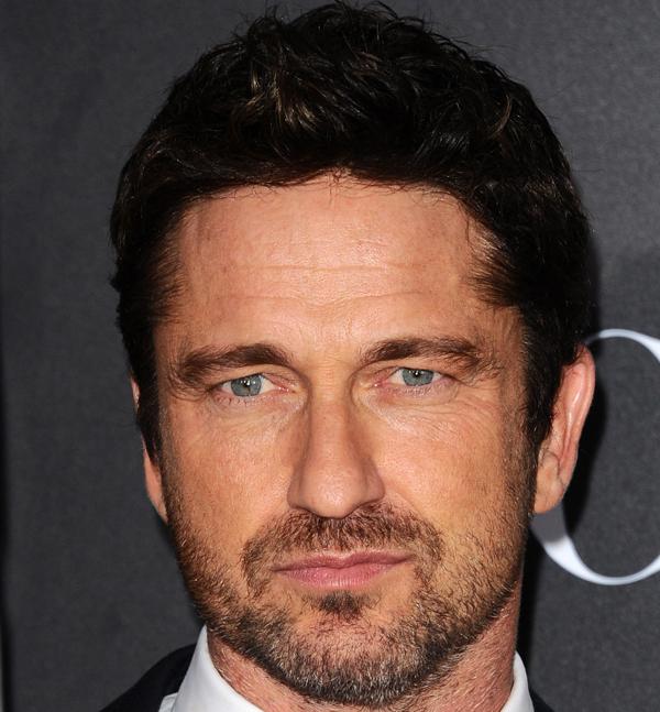 Hollywood facial hair