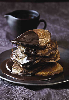 venezuelan-chocolate-pancakes