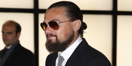 Leonardo Dicaprio Is That You