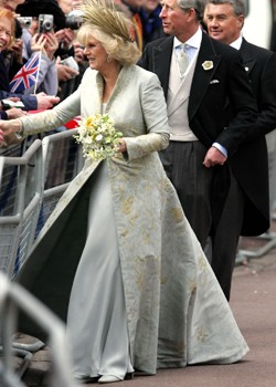Camilla Parker Bowles Married Prince Charles In 2005