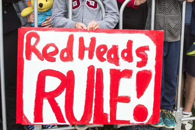 Why Redheads Rule