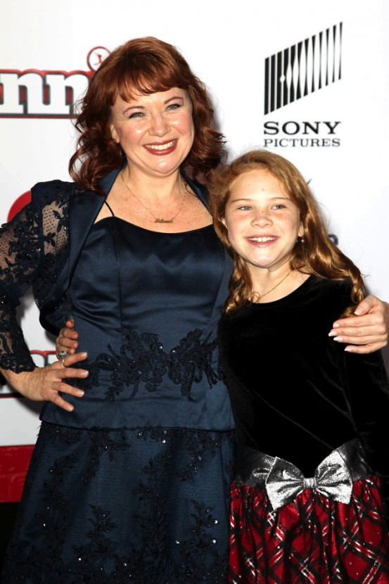 Now Pictured Here With Her Daughter In 2014 Aileen