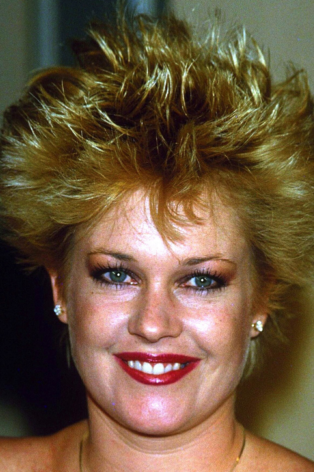 Outrageous celebrity hairstyles from the 80s - womansown.co.uk