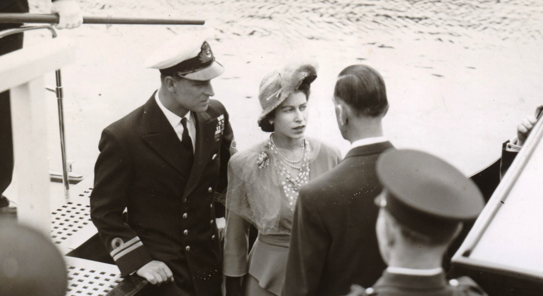 All life behind the back of the Queen of Great Britain - Philip, Duke of Edinburgh
