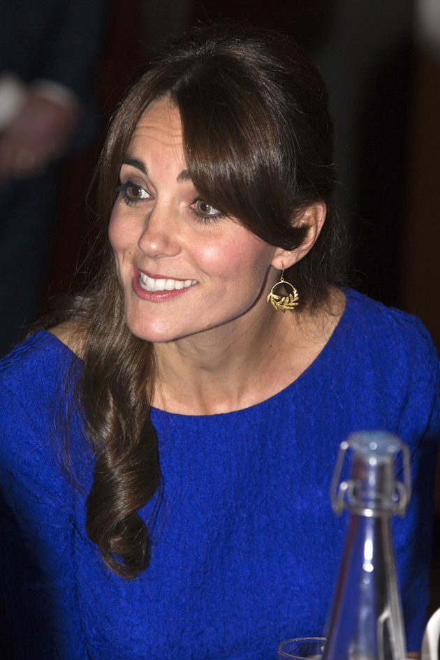 The Duchess of Cambridge Shares Sweet Prince George Story forecasting