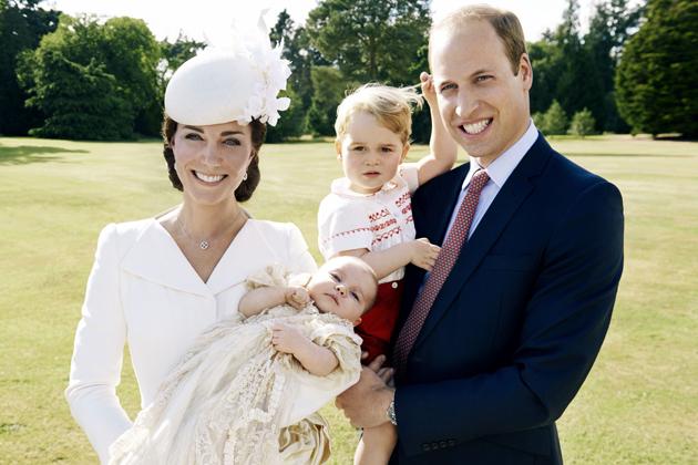Royal-family---Charlotte's-christening