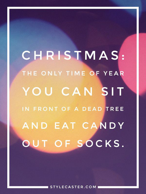 Brilliant Funny Thoughts We All Have At Christmas