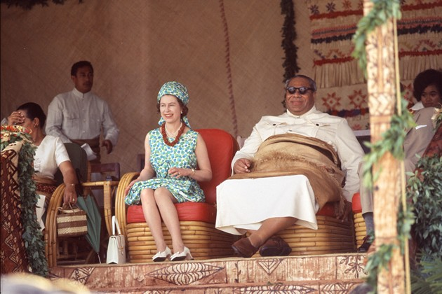 Amazing photos of royal tours throughout the years!