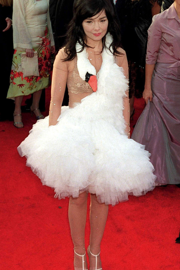 Dead Looking Swan Anyone Bj 246 Rk S Swan Dress From The
