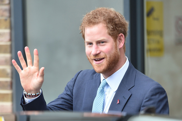 Royal sources rubbish rumours about Prince Harry's 'new girlfriend'