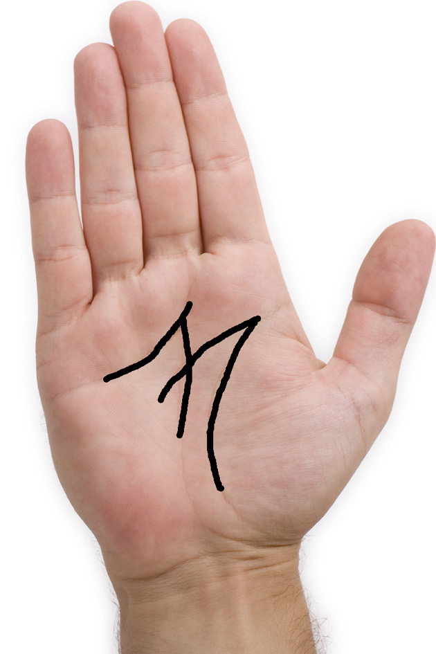 letter a on palm of hand do you the letter m on your palm s own 25533 | palm of hand letter m