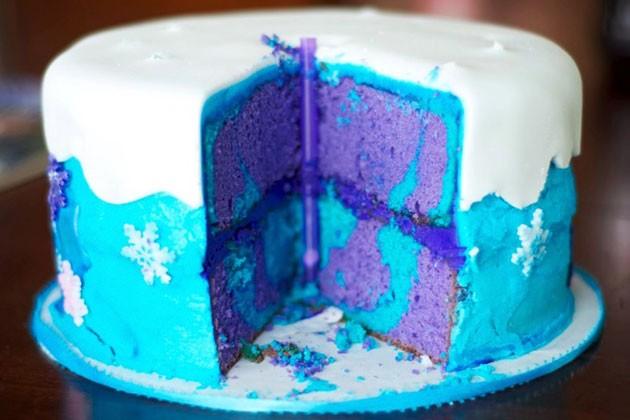 Freezable Cake Recipes Uk: 9 Amazing Frozen Inspired Desserts