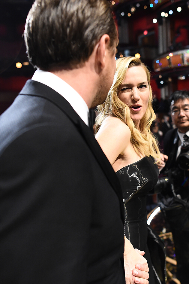 Kate Winslet And Leonardo Dicaprio Friendshipgoals