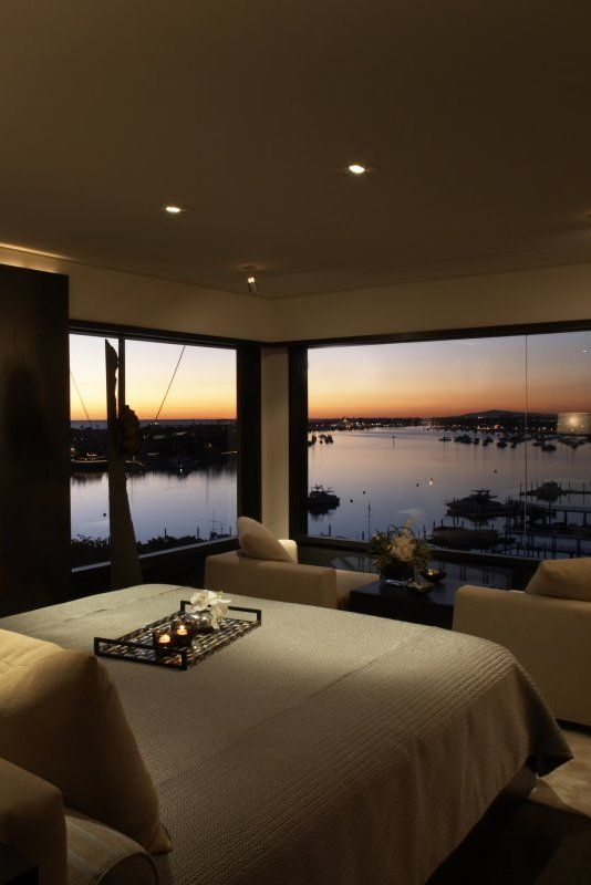 Luxury Master Bedroom Suites Designs And Interiors: Guaranteed Sweet Dreams After This Sunset View!