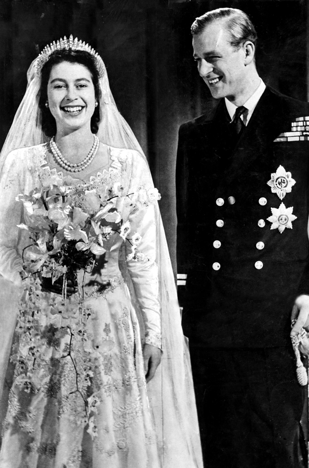 The Queens Amazing Love Letter To Prince Philip Womans Own