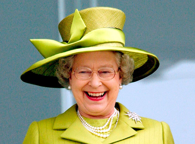 Queen Elizabeth II has some serious attitude (and we love ...