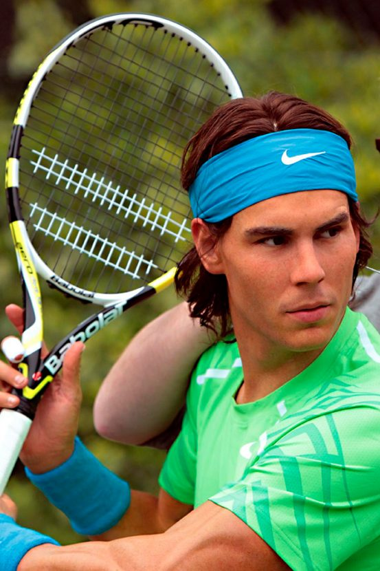 hottest tennis players