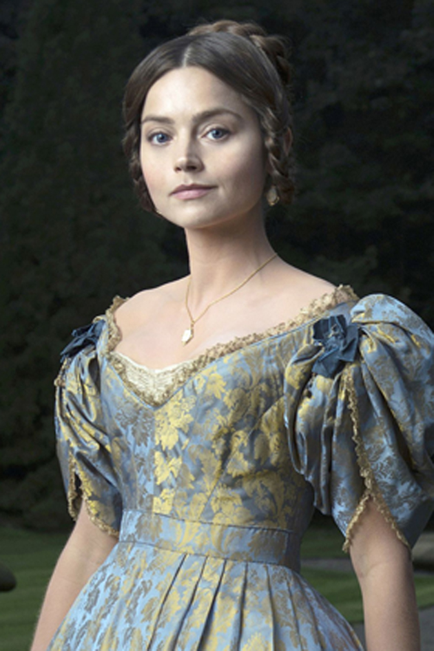 Is Jenna Coleman Being Haunted By Queen Victorias Ghost -1992