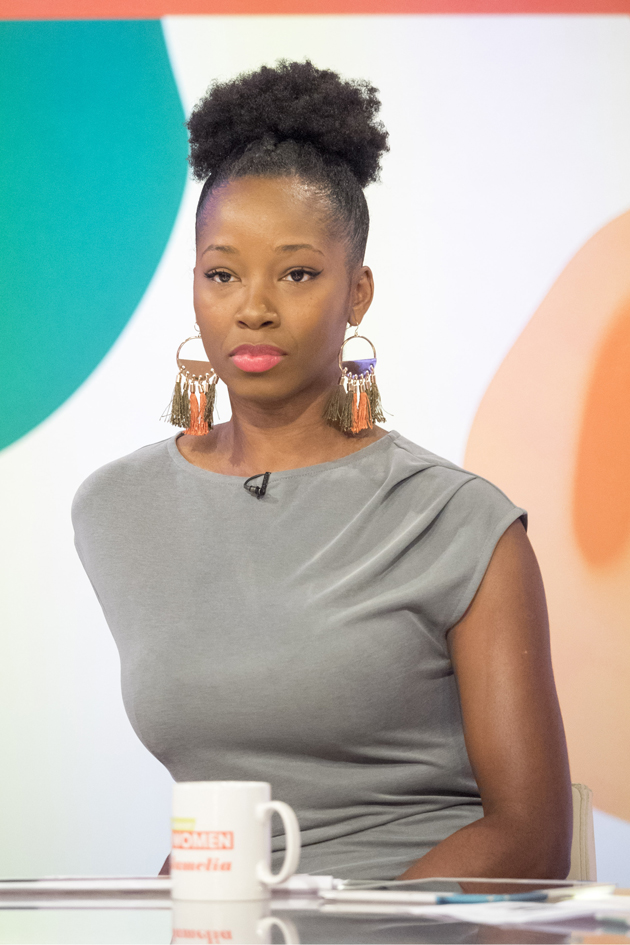 Jamelia Axed From Loose Women Woman S Own