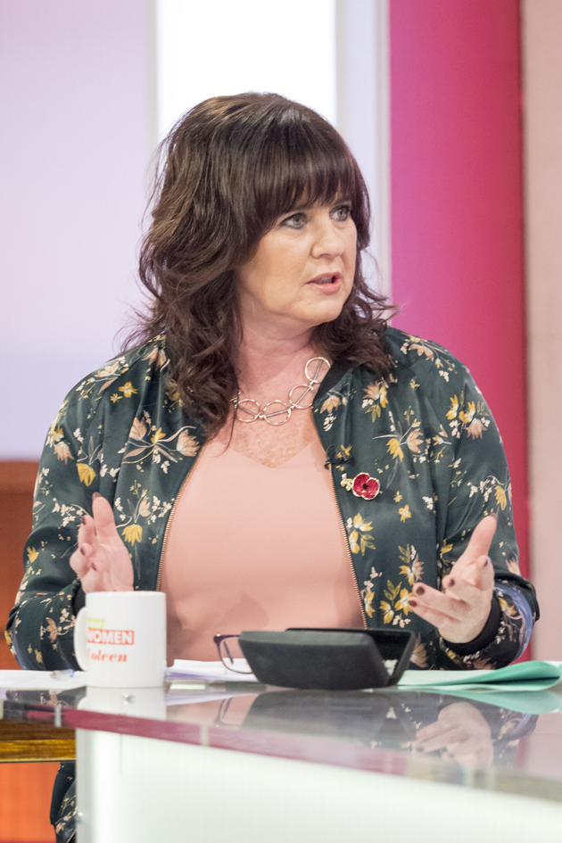 Coleen Nolans son expresses his fears as star struggles in CBB