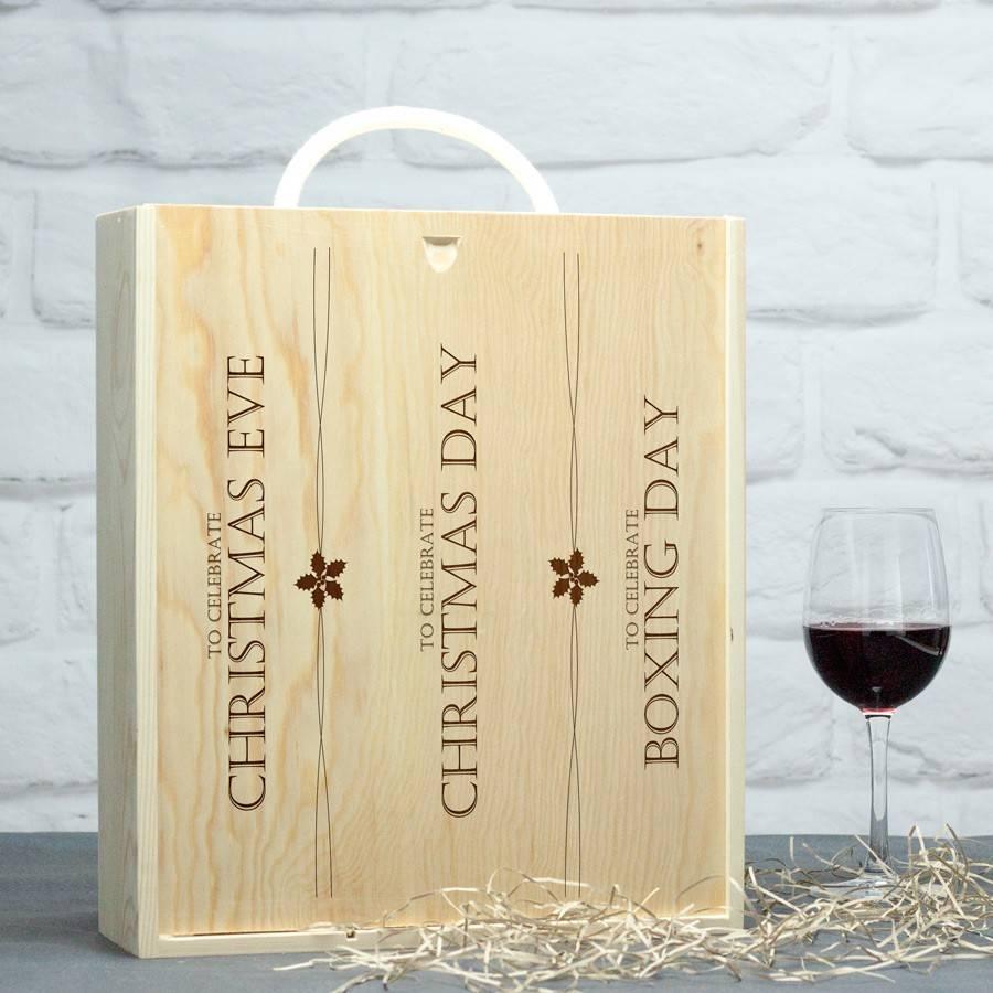 Wine christmas gift ideas