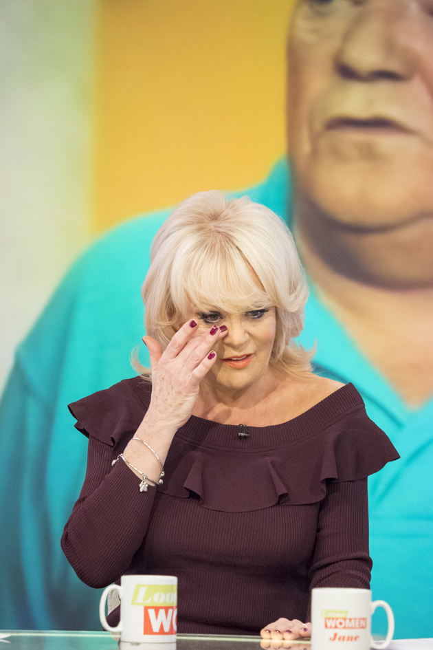 sherrie hewson confronts her ex at daughter s wedding