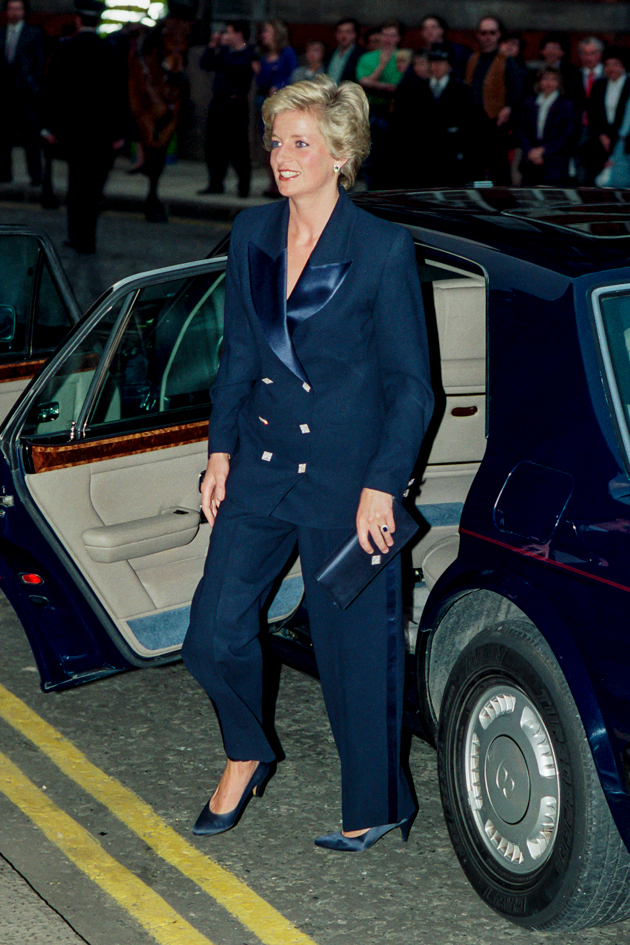The story behind the photo: Diana Princess of Wales's ...