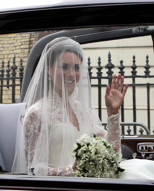 Church Bells Ringing On Our Wedding Day: Things You Never Knew About William And Kate's Wedding Day