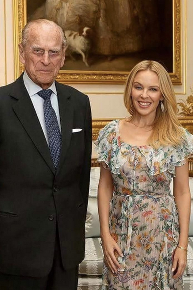 Kylie Minogue has been quietly dating Prince Andrew