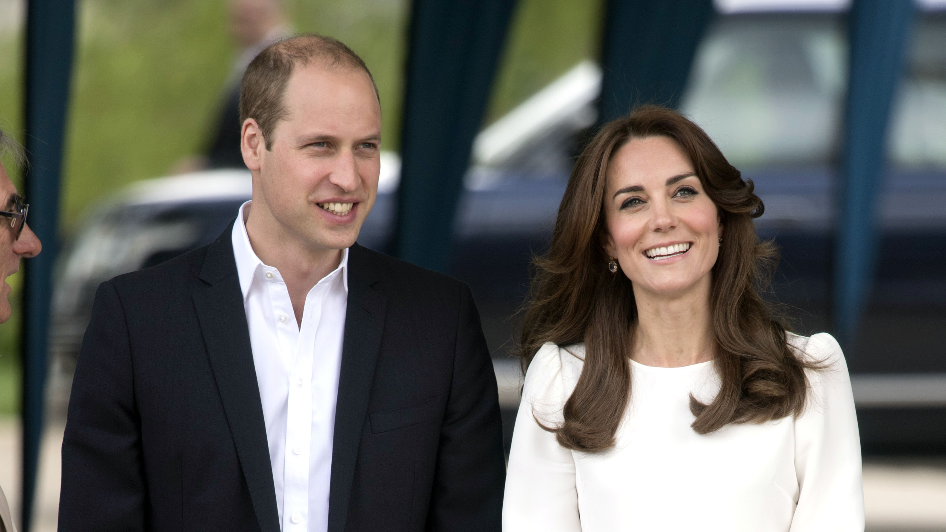 Prince William Work The Duke Of Cambridge Hangs Up His