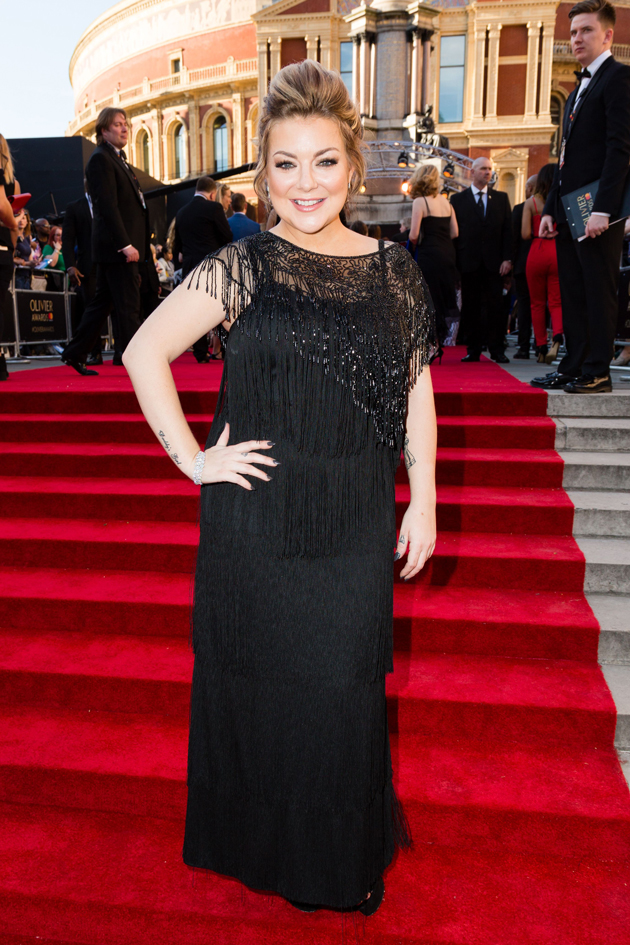 Sheridan Smith Opens Up About Her Weight Loss Battle