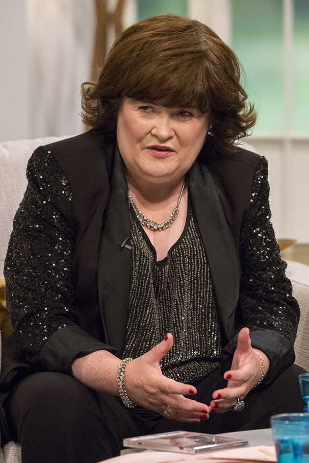Susan Boyle Suffers Traumatic Experience At Hands Of Vile