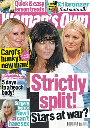 The Breakup Martine Mccutcheon Can T Move On From Woman S Own