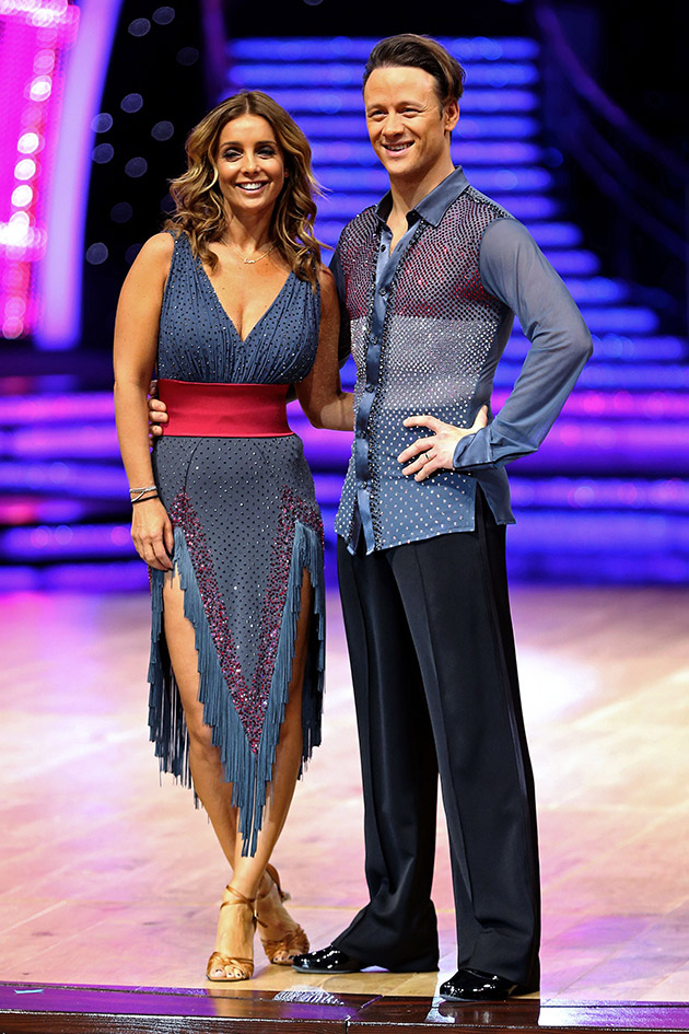 Strictly Star Defends Friendship With Louise Redknapp