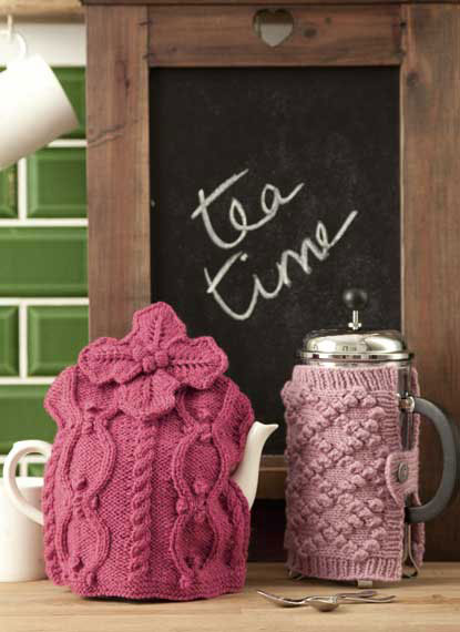 Knitting Pattern Tea Cosy Womans Weekly