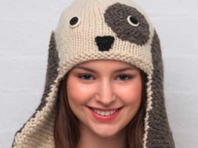 Be An Animal With A Cute Knitted Animal Hat