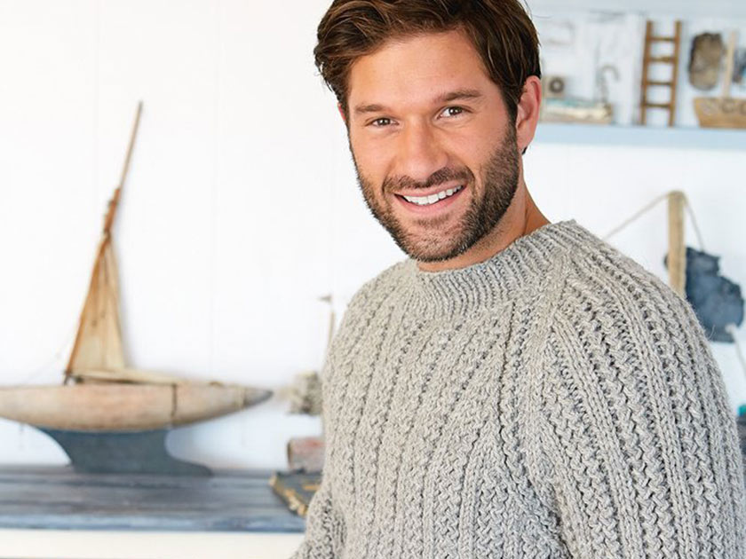 Top Tips On How To Make The Perfect Mens Knitted Jumper