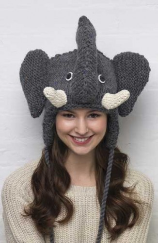 Be an animal with a cute knitted animal hat 0a6294c48d7