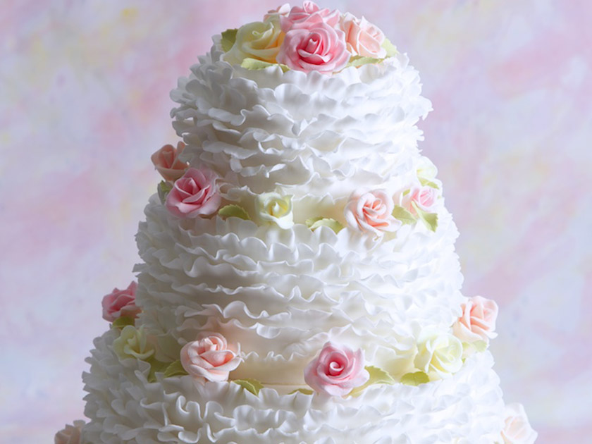 What Size Wedding Cake Do I Need: How To Make A Wedding Cake
