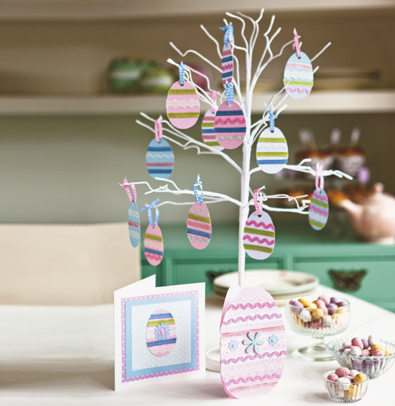 Easter Decorations: Crafty Decoration Ideas For Laying The