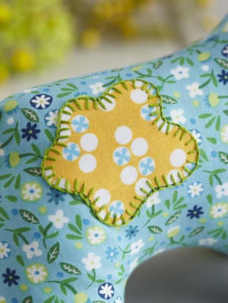 How To Do: Blanket stitch